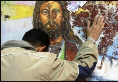 punishment of Egypt's Christians