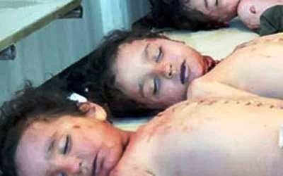 Three dead Egyptian girls