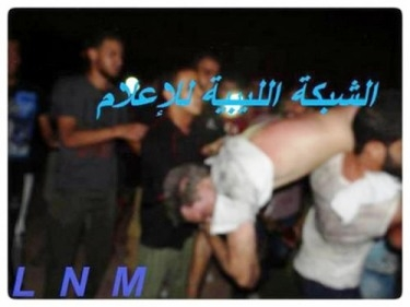 rape of Christopher Stevens