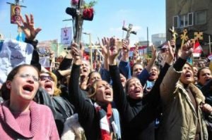 Egypt's Government and Media Conspire against Christian Copts