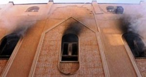 Libyan Jihadis Shave Beard of Christian Priest, Attack Church Again
