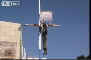 Crucifixion in Islam: Christians Ascend Their Golgotha