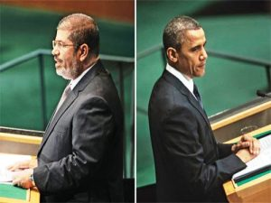 Morsi's Boasts of a Pro-Brotherhood U.S. Come True