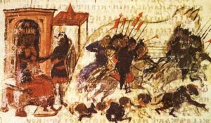 The Siege of Byzantium