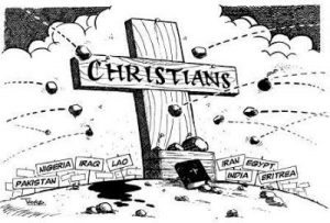 Muslim Persecution of Christians: June, 2013