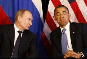 Putin Puts Obama in Hot Seat: 'What Will You Do If Rebels Are Ones Using Chemical Weapons?'