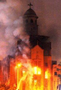 Exploiting Christian Persecution to Demonize Israel