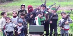 Muslim Cleric Incites Children to 'Slaughter' Christians and Alawites  in Syria