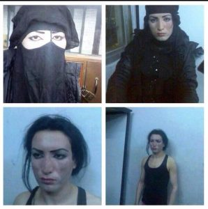 Jihad Leader Arrested Disguised as Woman in Syria