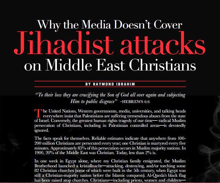 Christian muslims in the middle east