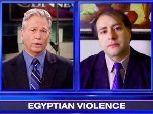 Raymond Ibrahim on CBN News: 'Will Egypt's el-Sisi Protect Christians?'