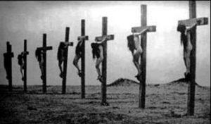 Christians 'Crucified Again' for Refusing Islam