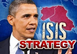 Does Obama Need 'Time' to Defeat or Forget ISIS?