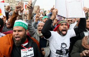 After Meeting with U.S. State Dept., Brotherhood Officially Declares Jihad on Egypt