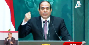 "Egypt's Sisi: Islamic ""Thinking"" Is ""Antagonizing the Entire World"""