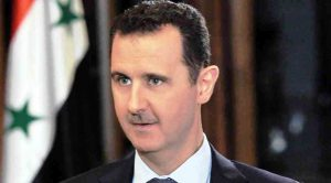 "Syria's Assad to America: ""What Do You Get From Supporting Terrorists in Our Region?"""