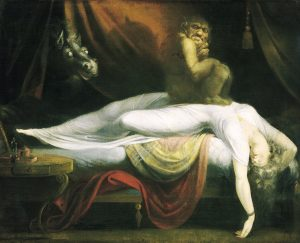 The Islamic Nightmare: Europa and the Incubus
