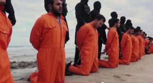 Christian Slaughter in Libya