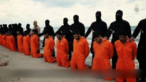 Islamic State Relied on Egyptian Salafi Book to Slaughter 21 Copts in Libya