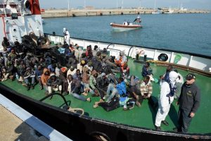 Ominous Sign of Future: Muslim Migrants Throw Christians Overboard