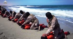 Christians Accept Execution Rather Than Islam