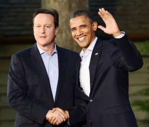 On Easter, UK's Cameron Speaks Up for Persecuted Christians, Obama Tells Christians to be Less Hateful