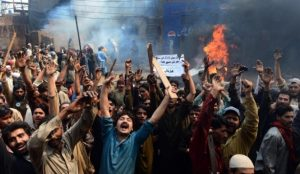 Pakistan: Muslims Beat, Try to Burn Christian for Burning Koran Verses