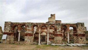 Turkey Renovates Byzantine Church Into Mosque