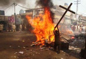 Italy: Muslim Beats Schoolgirl for Wearing Crucifix