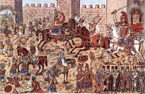 Turks Glorify Historic Slaughter and Rape of Christians