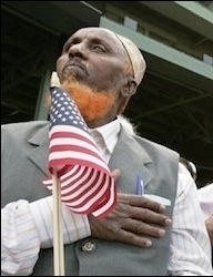 Obama Makes U.S. Oath of Allegiance Comply with Islamic Law