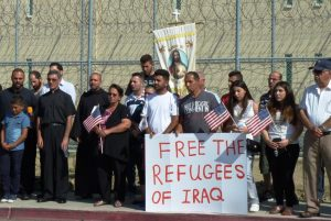 U.S. and West Victimize Christians Fleeing ISIS