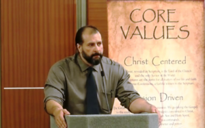 Video: Raymond Ibrahim Talks Islam and Christianity at North American Lutheran Church