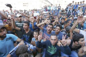 Radio Interview: Raymond Ibrahim on the Muslim Migrant Crisis