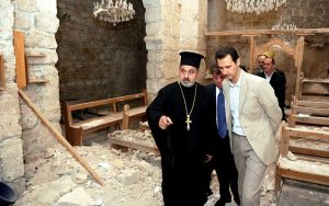 Jeb Bush Lies, Says Bashar Assad 'Executes' Christians