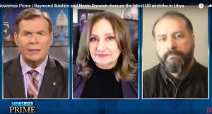 Raymond Ibrahim on Newsmax: ISIS Aspirations and U.S. Strikes in Libya