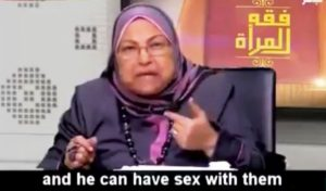 Relax: Islam Only Sometimes Allows Muslims to Enslave, Rape, and Rob Infidels, Says Female Muslim Professor
