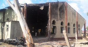 U.S. at Easter: Ignore the Muslim Slaughter of Over 10,000 Christians and Destruction of 13,000 Churches in Nigeria