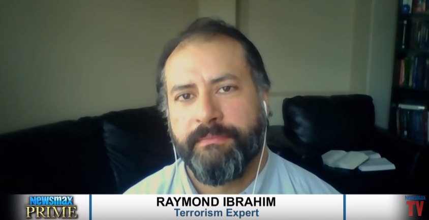 Raymond Ibrahim on Newsmax Prime: ISIS' New Hit List