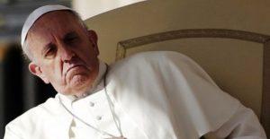 Pope Francis' Jihad on Christianity