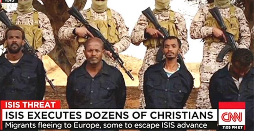 Raymond Ibrahim on ISIS Genocide of Christians