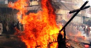 Christians as 'Target Practice': Muslim Persecution of Christians: May 2016