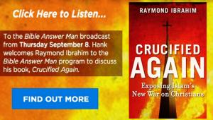 Raymond Ibrahim on Bible Answer Man: Part 1