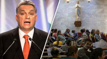 Hungary Helps Persecuted Christians, Resists Muslim Immigration