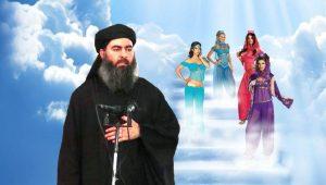 The Houris: Islam's 'Sexual Superwomen'