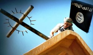 'Break the Cross!'  Muhammad Commands It