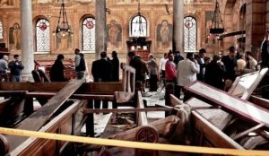 Egypt's Deadliest Church Attack