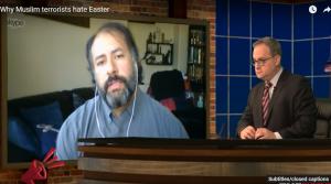 Raymond Ibrahim on Rebel Media: Why Muslim Terrorists Hate Easter