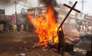 """""""Drip-Drip"""" Genocide: Muslim Persecution of Christians, February, 2017"""