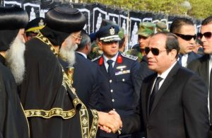 Video: Raymond Ibrahim on Egyptian President Sisi and Coptic Christians